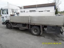 Camion en partance pour Losse