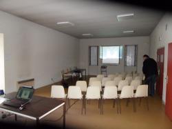 Préparation salle AG